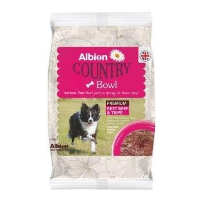 Albion Premium Beef and Tripe