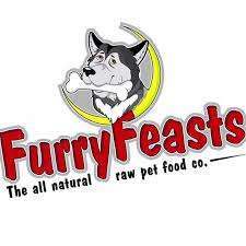 furry feats raw working dog food